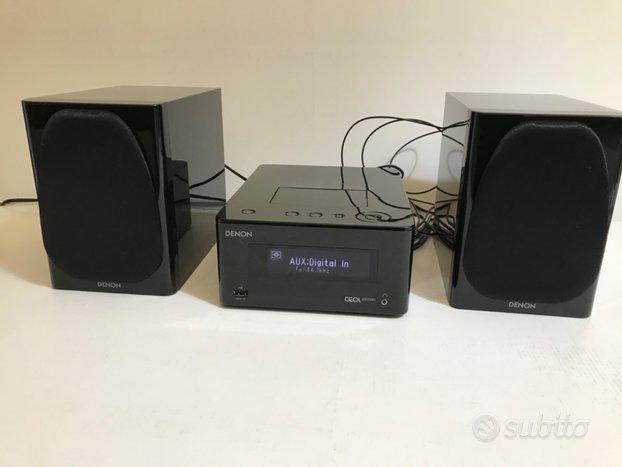 Denon DRA N-5 Ceol Piccolo Amplificatore 2 x 65 W
