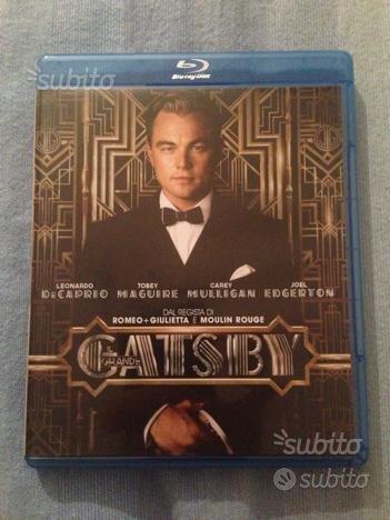 Il grande Gatsby Bluray originale
