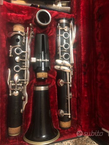 Clarinetto leblanc