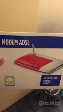 Modem ADSL 450Mb x Sec