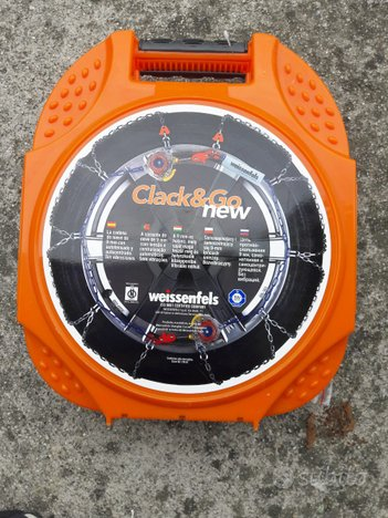 Catene Weissenfels 7 Clack&Go New M43 V4A
