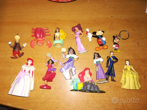 Miniature action figure Disney