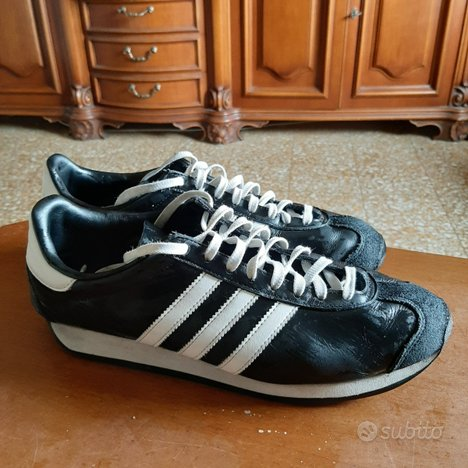 Addidas country pelle