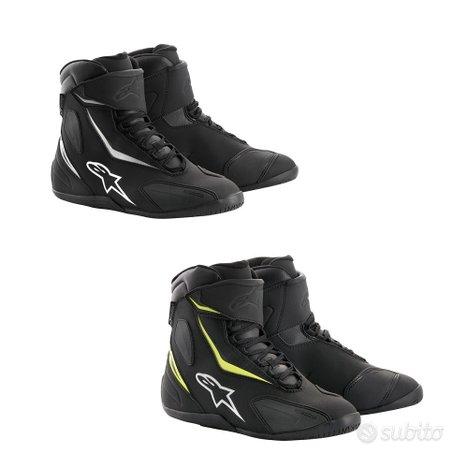Scarpe alpinestars moto fastback-2 waterproof