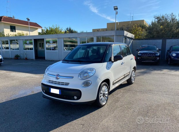 Fiat 500l pop star natural power 0.9 80cv