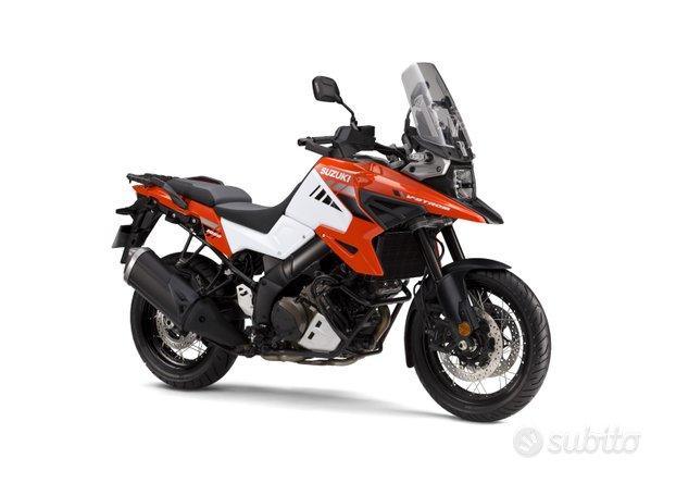 Suzuki V Strom DL 1050 XT ABS ROSSO BIANCO