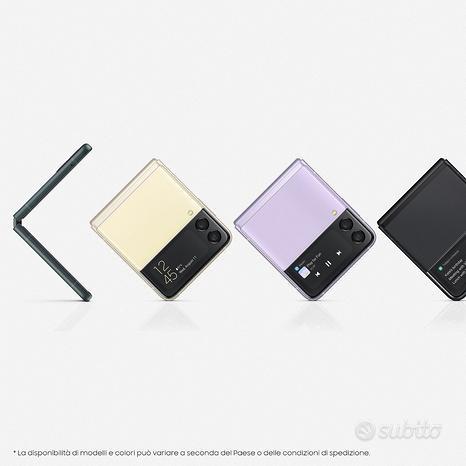 Samsung galaxy z flip 3 5g 128gb-256gb ita
