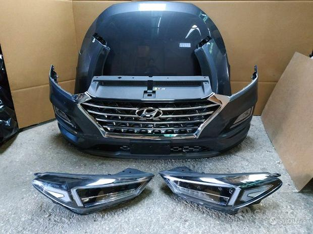 Hyundai tucson ricambi musata frontale 2018