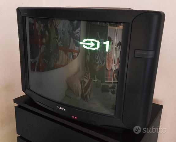 TV CRT SONY TRINITRON 28 pollici KV-C2971A