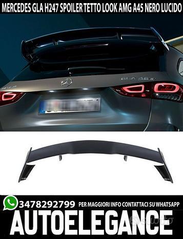 Mercedes gla h247 2020+ spoiler posteriore amg