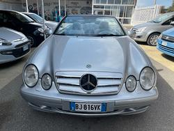 Mercedes clk 2.0 metano2000 cabrio iscriv asi