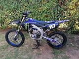 Yamaha YZ 250 - 2021