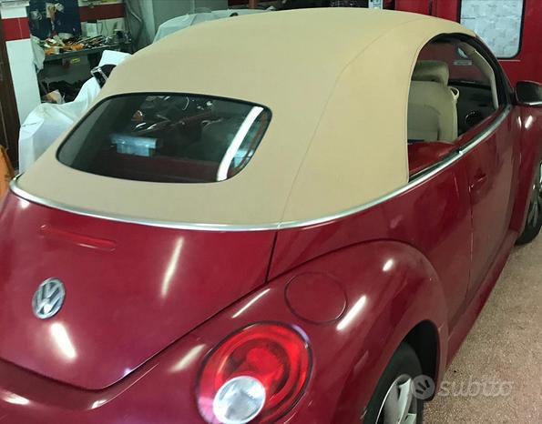 Capote Volkswagen New Beetle cabrio dal 2003/2011
