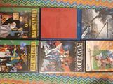 Collezione DVD anime e serie animate blue ray