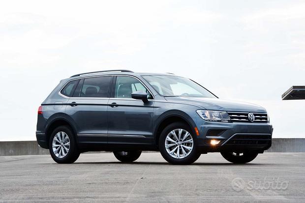Volkswagen Tiguan ricambi 2018