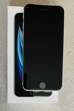 IPhone se 128gb 2021 bianco nuovo MAI USATO