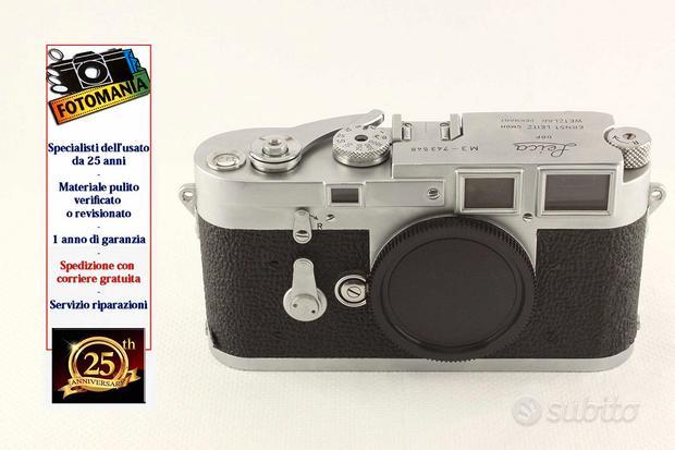 Leica M3 Double Stroke