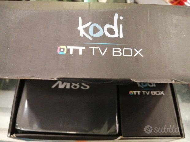 Tv box android pro 4k smart vari modelli a partire