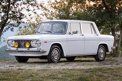 Lancia fulvia berlina 1972 - asi targa oro