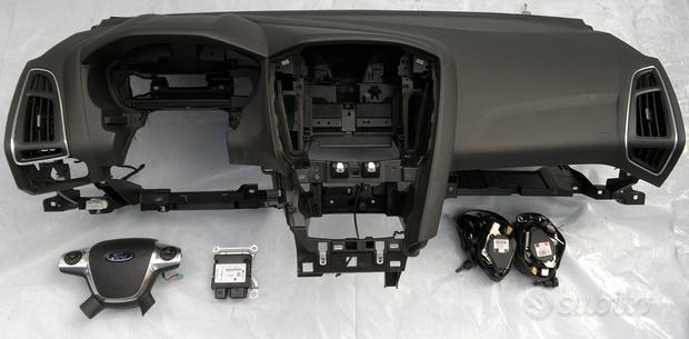 Kit airbag ford focus 2013 mk3