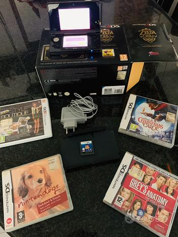 Lotto Nintendo 3DS LIMITED EDITION