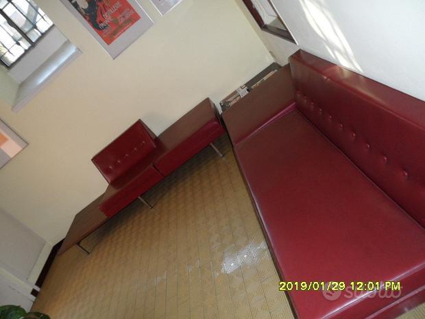 George Nelson modular sofà design modernariato