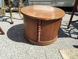 Vecchio tavolino/mobile bar vintage