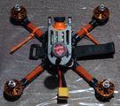 KIT COMPLETO RTF Drone FPV Racing Racer Race Gara
