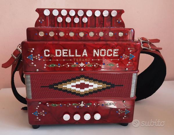 Organetto Della Noce 4 bassi SOL
