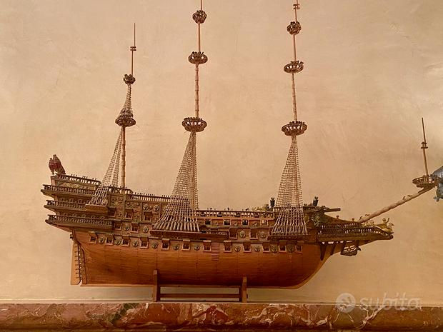 Modellino nave Sovereign