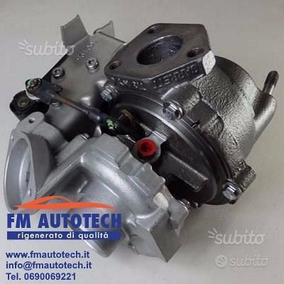 Turbina Garrett 763091 Bmw 520, X3 2.0 D