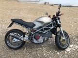 Ducati Monster S4 916cc 2002, garanzia, passaggio