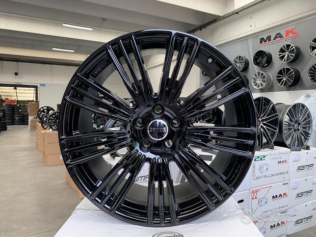 Cerchi Range Rover raggio 20 NUOVI cod.134430
