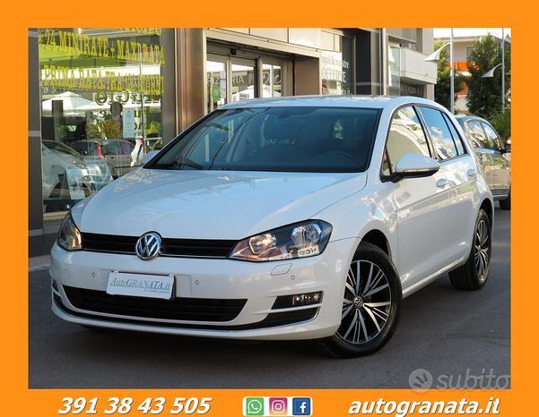 Volkswagen Golf 1.6 TDI 110CV B.Motion AllStar Nav