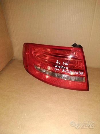 Audi a4 sw fanale posteriore sx sinistro