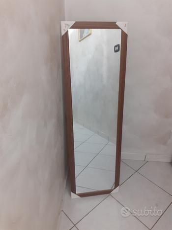 Specchiera arte povera misura 30x110