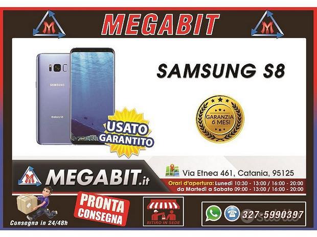 Samsung Galaxy S8 64Gb con Garanzia