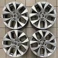 Cerchi 17 originali nuova Renault Captur Kadjar