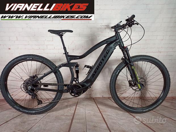 """Aerotec e-fa e-bike full 29"""" batteria 840wh 12v"""