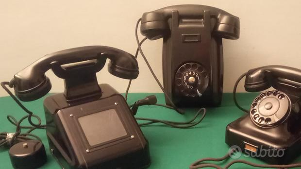 Telefonia prima meta' del secolo scorso - anni 40/