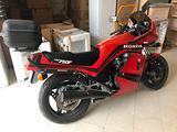 Moto Honda CBX 750 F - 1986