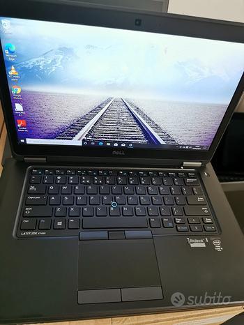 Portatile Notebook Dell E7450 i5 8Gb 128Gb SSD