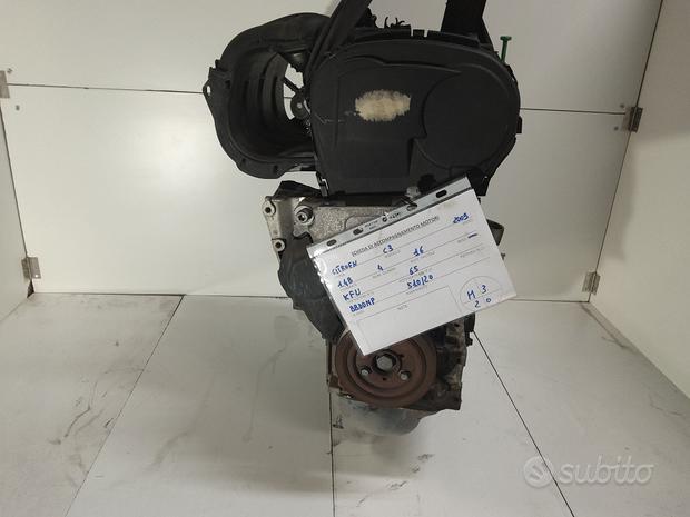 KFU MOTORE COMPLETO PEUGEOT 206 1° Serie 1400 Benz