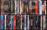 DVD film horror, animazione giapponese, sci-fi