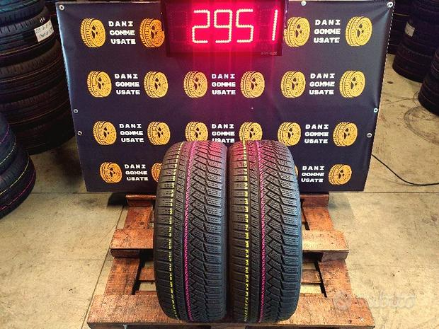 2 Gomme CONTINENTAL 215 50 18 INVERNALI 70%