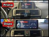 Autoradio touch 10,25 pollici bmw serie 1 f20 f21