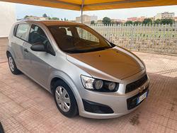 Chevrolet aveo 1.2 benzina 2012
