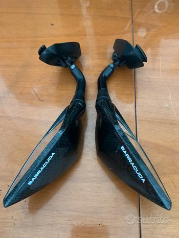 Specchietti barracuda