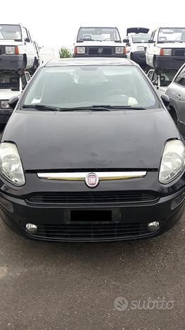 Fiat grande punto evo 2009