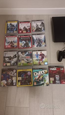 PS3 + giochi